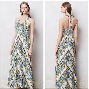 Anthropologie Dresses - Anthropologie Soraya Maxi Dress by Postmark 12